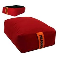 Les coussins de méditation rectangulaires